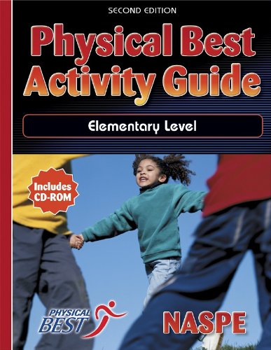 Physical Best Activity Guide  2nd 2004 (Revised) edition cover
