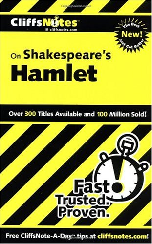 Shakespeare's Hamlet   2000 edition cover