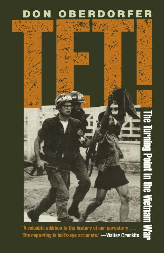 Tet! The Turning Point in the Vietnam War  2001 edition cover