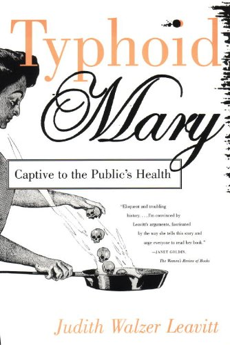 Typhoid Mary Captive to the Public's Health  1997 edition cover