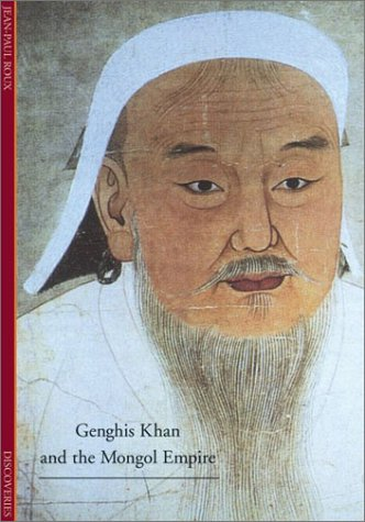 Genghis Khan and the Mongol Empire   2003 edition cover