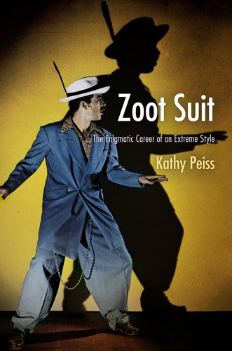 Zoot Suit The Enigmatic Career of an Extreme Style  2011 edition cover