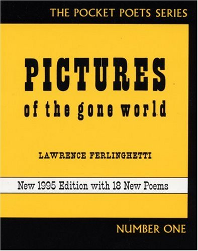 Pictures of the Gone World  2nd 1995 (Enlarged) edition cover