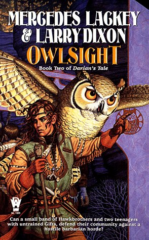 Owlsight   1998 9780886778033 Front Cover