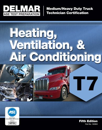 Heating, Ventilation, and Air Conditioning  5th 2012 edition cover