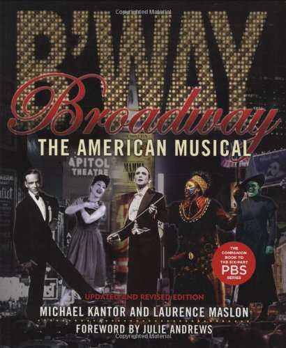 Broadway The American Musical  2010 edition cover