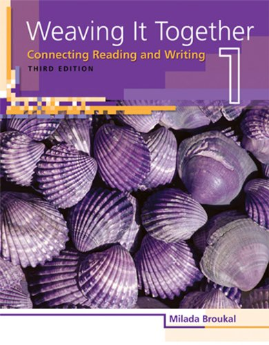Connecting Reading and Writing  3rd 2010 edition cover