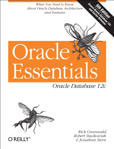 Oracle Essentials Oracle Database 12c 5th 2013 edition cover