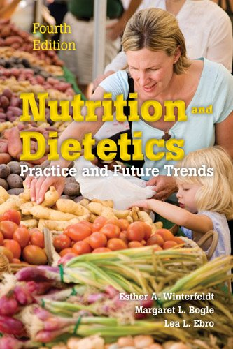 Nutrition and Dietetics: Practice and Future Trends  4th 2014 edition cover