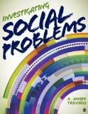 Investigating Social Problems   2015 9781452242033 Front Cover