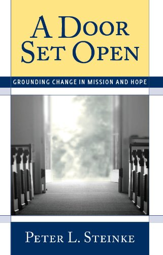 Door Set Open Grounding Change in Mission and Hope  2010 edition cover