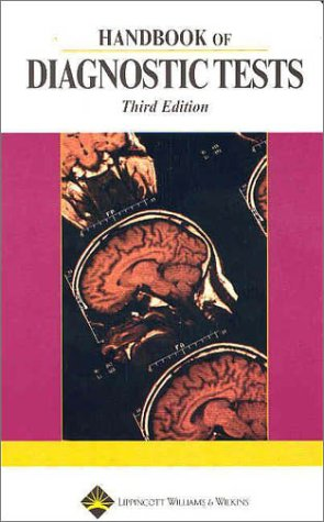 Handbook of Diagnostic Tests  3rd 2003 (Revised) edition cover