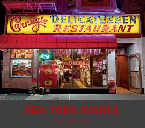 New York Nights:   2012 edition cover