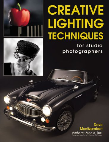 Creative Lighting Techniques for Studio Photographers   2000 edition cover
