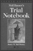 McElhaney's Trial Notebook  4th 2005 edition cover