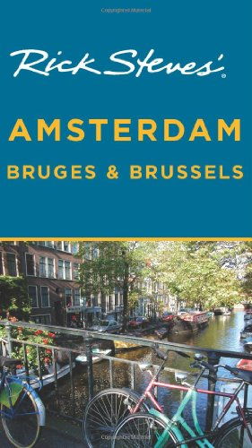 Amsterdam, Bruges, and Brussels  7th 9781598801033 Front Cover