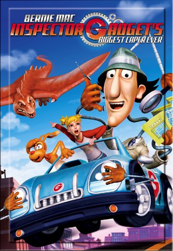 Inspector Gadget's Biggest Caper Ever System.Collections.Generic.List`1[System.String] artwork
