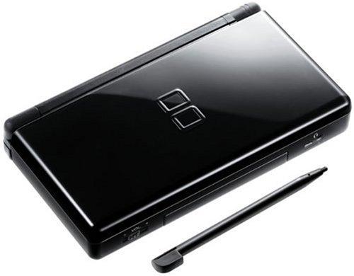 Nintendo DS Lite Onyx Black Nintendo DS artwork