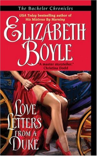 Love Letters from a Duke  N/A 9780060784034 Front Cover