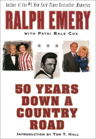50 Years down a Country Road  N/A 9780060937034 Front Cover