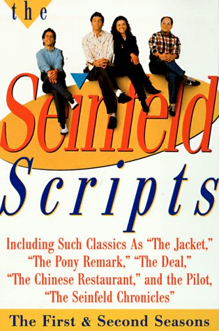 Seinfeld Scripts The First and Second Seasons N/A edition cover