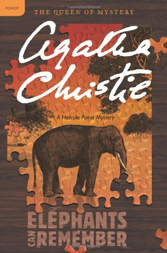Elephants Can Remember A Hercule Poirot Mystery N/A 9780062074034 Front Cover