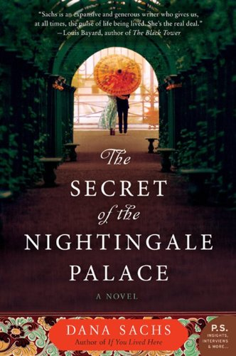 Secret of the Nightingale Palace  N/A 9780062201034 Front Cover