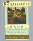 Renaissance Reader First-Hand Encounters with the Renaissance N/A edition cover