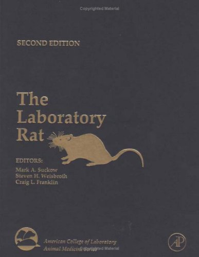 Laboratory Rat  2nd 2004 (Revised) 9780120749034 Front Cover