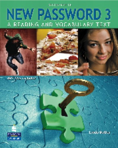 New Password A Reading and Vocabulary Text 2nd 2009 edition cover