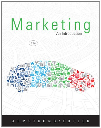 Marketing An Introduction 11th 2013 (Revised) 9780132744034 Front Cover