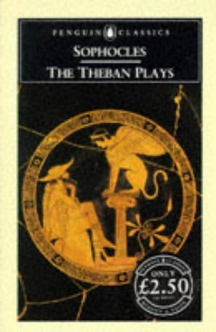 Theban Plays   2003 edition cover