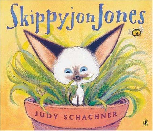 Skippyjon Jones  Reprint edition cover