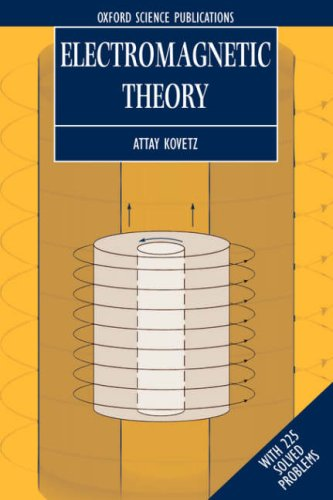 Electromagnetic Theory   2000 edition cover