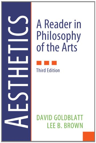 Aesthetics  3rd 2011 (Revised) edition cover