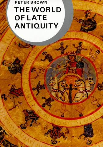World of Late Antiquity   1989 edition cover