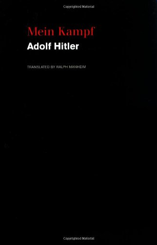 Mein Kampf   1971 edition cover