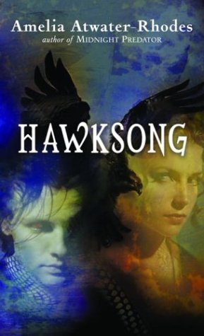 Hawksong   2003 (Reprint) edition cover