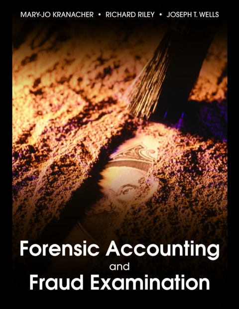 Forensic Accounting and Fraud Examination N/A 9780470574034 Front Cover