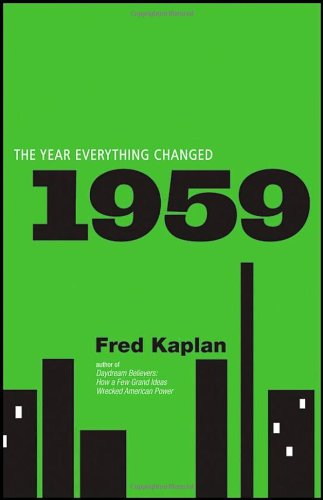 1959 The Year Everything Changed  2009 edition cover