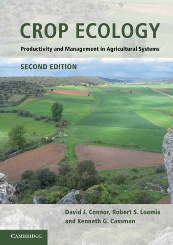 Crop Ecology Productivity and Management in Agricultural Systems 2nd 2011 edition cover