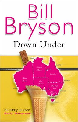 Down Under   2001 edition cover