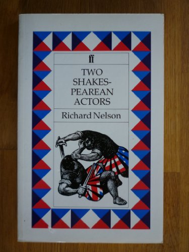 Two Shakespearean Actors   1990 edition cover