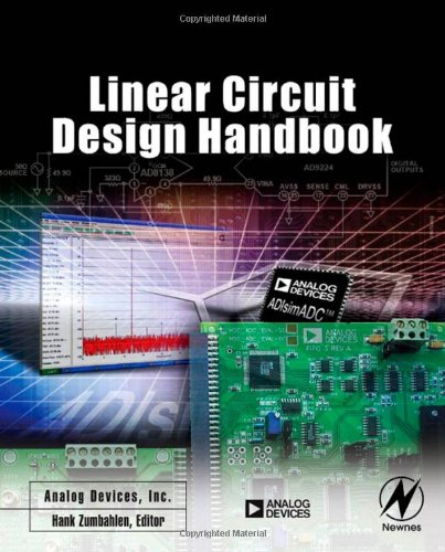 Linear Circuit Design Handbook   2008 9780750687034 Front Cover