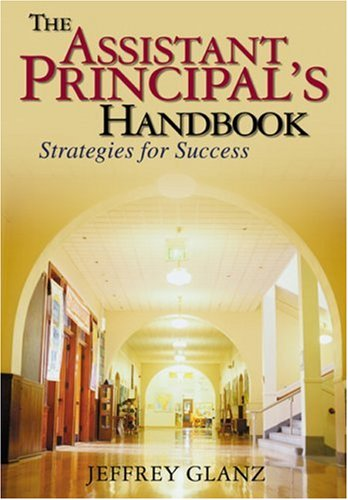 Assistant Principal's Handbook Strategies for Success  2004 edition cover