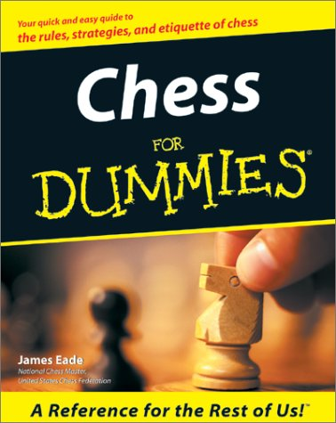 Chess for Dummies   1999 edition cover