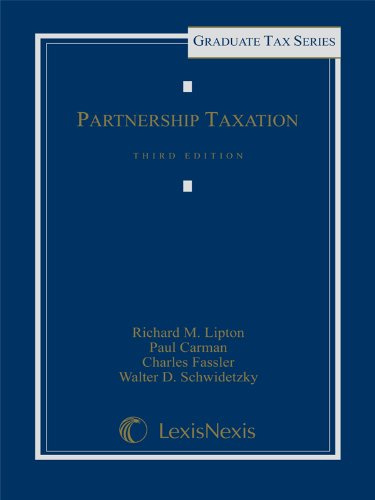 Partnership Taxation:   2012 edition cover