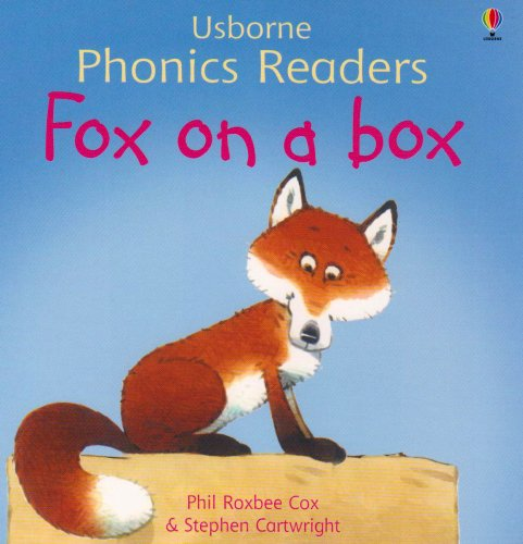 Fox on a Box Phonics Readers  2006 edition cover