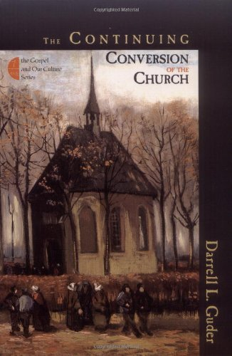 Continuing Conversion of the Church   2000 edition cover