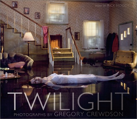 Twilight Photographs by Gregory Crewdson  2002 edition cover